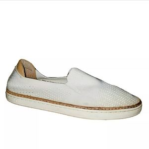 Ugg White Loafer-Sneakers